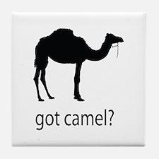 Got camel? Tile Coaster