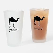 Got camel? Drinking Glass