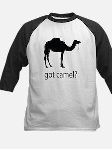 Got camel? Kids Baseball Jersey