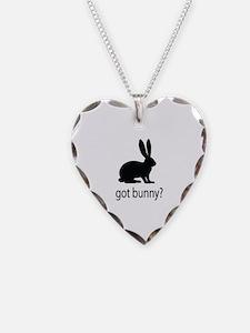 Got bunny? Necklace