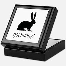 Got bunny? Keepsake Box