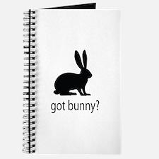 Got bunny? Journal