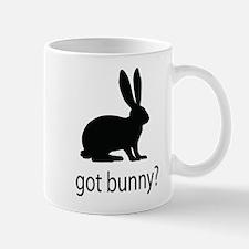 Got bunny? Small Small Mug