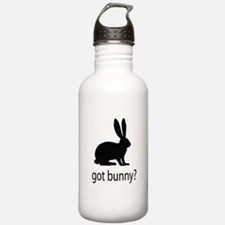 Got bunny? Sports Water Bottle