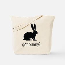 Got bunny? Tote Bag
