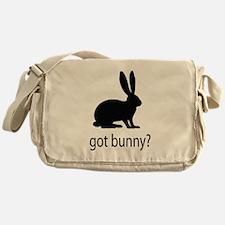 Got bunny? Messenger Bag