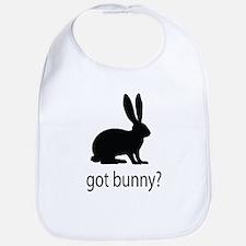 Got bunny? Bib