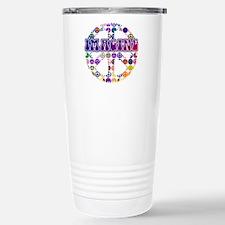 Imagine Peace Travel Mug