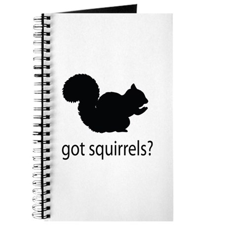Got squirrels? Journal