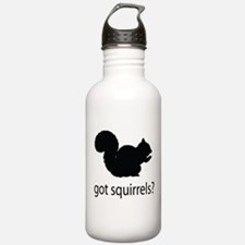 Got squirrels? Sports Water Bottle