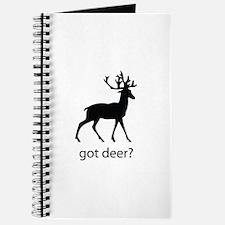 Got deer? Journal