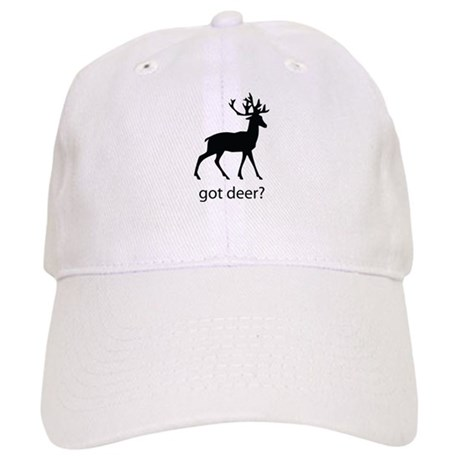 Got deer? Cap
