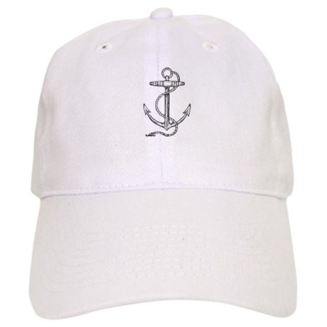 Nautical Anchor Sailor / Pira Cap