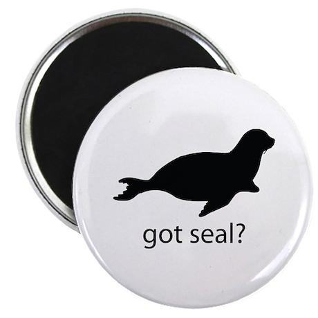 """Got seal? 2.25"""" Magnet (100 pack)"""