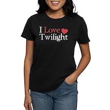 I Love Twilight 2 Tee