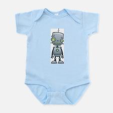 Happy Robot Infant Bodysuit