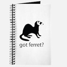 Got ferret? Journal