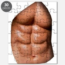 Ripped Abs Puzzle