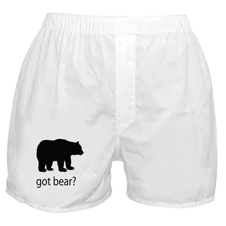 Got bear? Boxer Shorts
