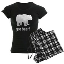 Got bear? Pajamas