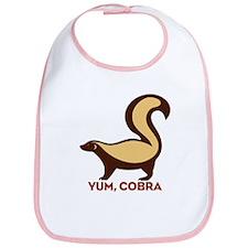 Honey Badger, Yum Cobra Bib