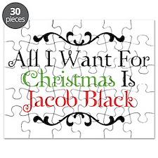 Jacob Black Christmas Puzzle