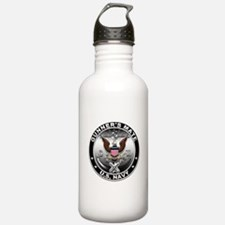 USN Gunners Mate Eagle GM Water Bottle