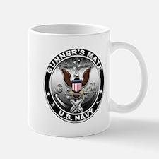 USN Gunners Mate Eagle GM Mug