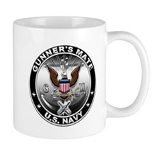 USN Gunners Mate Eagle GM Mug