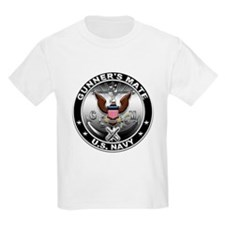 USN Gunners Mate Eagle GM T-Shirt