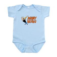 Johnny Bravo Infant Bodysuit