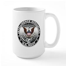 USN Intelligence Specialist E Mug