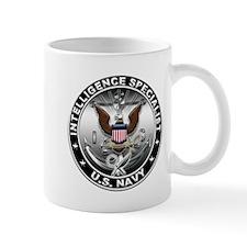 USN Intelligence Specialist E Small Mug