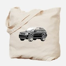 Range Rover Tote Bag
