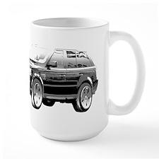 Range Rover Mug