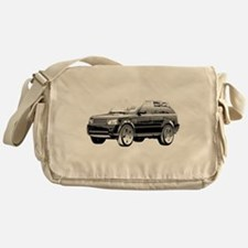 Range Rover Messenger Bag