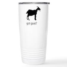 Got goat? Travel Mug