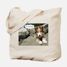 I'm a little Stinker Tote Bag