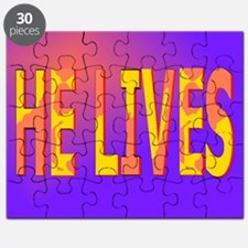 He Lives Puzzle