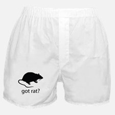 Got rat? Boxer Shorts