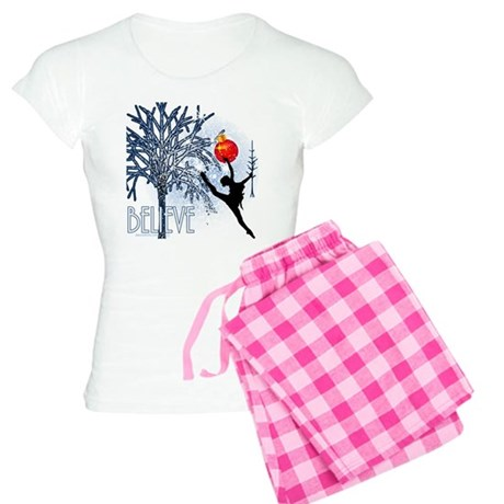 Dancers Christmas Tree by DanceShirts.com Women's