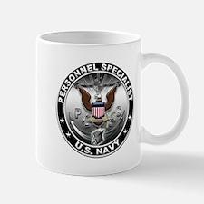 USN Personnel Specialist Eagl Mug
