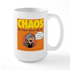 CHAOS Large Mug