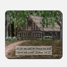 Cottage Mousepad