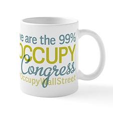Occupy Congress Small Mug