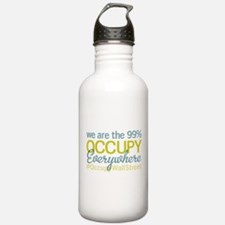 Occupy Everywhere Water Bottle