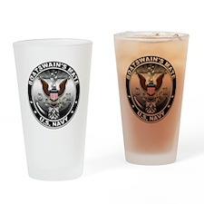 USN Boatswain's Mate Eagle BM Drinking Glass