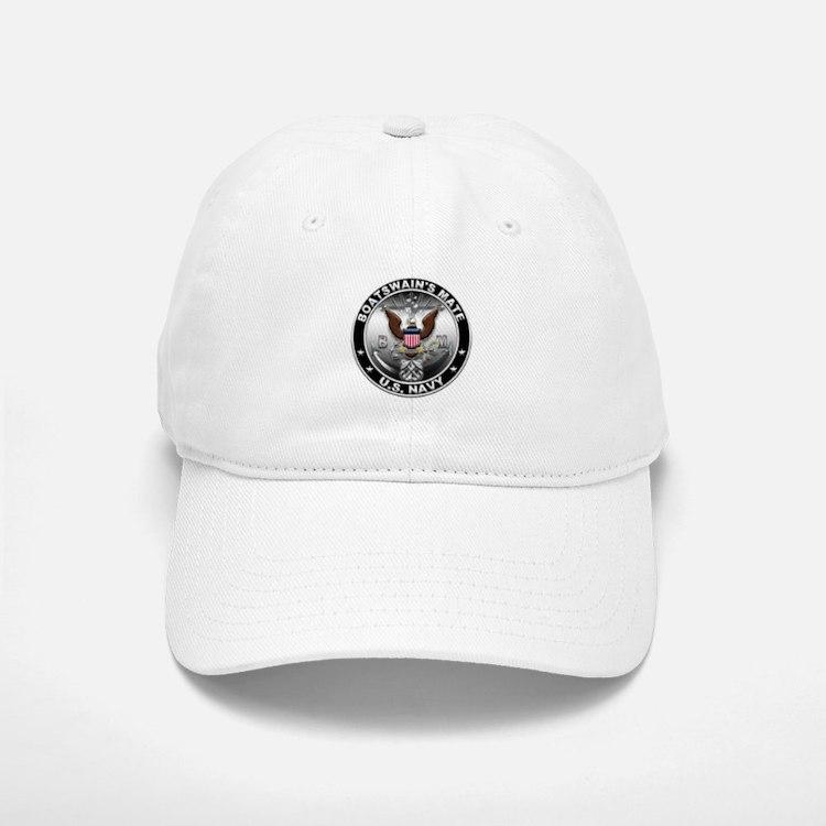 USN Boatswain's Mate Eagle BM Cap