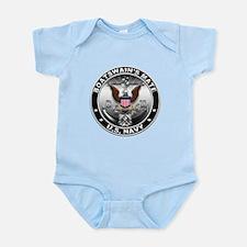 USN Boatswain's Mate Eagle BM Infant Bodysuit
