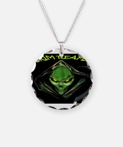 Jmcks Grim Reaper Necklace